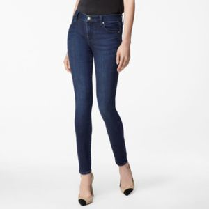 J Brand Super Skinny Jeans in Darkness